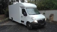2015 VAUXHALL MOVANO 2.3 F3500 L3 LOW LOADER £9995.00
