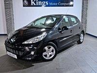 2011 PEUGEOT 207 1.6 ACTIVE 5d AUTO  £3990.00