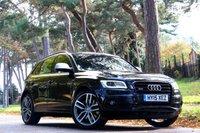 2015 AUDI Q5 3.0 SQ5 TDI QUATTRO AUTO 313 BHP £31250.00