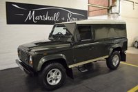 2007 LAND ROVER DEFENDER 110