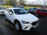 USED 2016 66 MAZDA CX-3 2.0 SE NAV 5d 118 BHP ONE OWNER,VERY CLEAN EXAMPLE !!