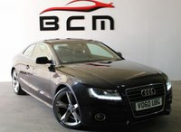 2010 AUDI A5 2.0 TDI S LINE SPECIAL EDITION 2d 168 BHP £8650.00