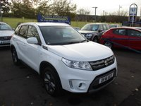 USED 2016 16 SUZUKI VITARA 1.6 SZ-T DDIS 5d 118 BHP A VERY CLEAN LOW MILEAGE EXAMPLE !!