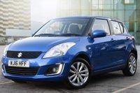 2016 SUZUKI SWIFT 1.2 SZ3 5d 94 BHP £6995.00