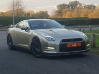 USED 2015 15 NISSAN GT-R 3.8 45TH ANNIVERSARY 2d AUTO 550 BHP FNSH 2 OWNERS LOW MILES VGC