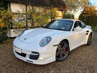 2011 PORSCHE 911 TURBO 3.8 TURBO PDK 3d AUTO 500 BHP £68990.00