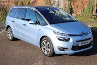2015 CITROEN C4 GRAND PICASSO 1.6 BLUEHDI EXCLUSIVE 5d AUTO 118 BHP £14695.00