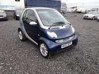 USED 2003 03 MCC CITY SMART PASSION SOFTOUCH 2d AUTO 54 BHP