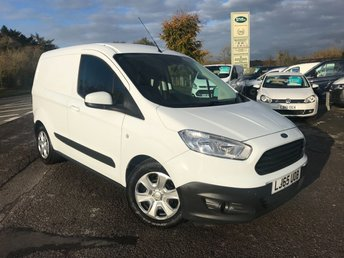 2015 FORD TRANSIT COURIER 1.6 TREND TDCI 1d 94 BHP £6995.00