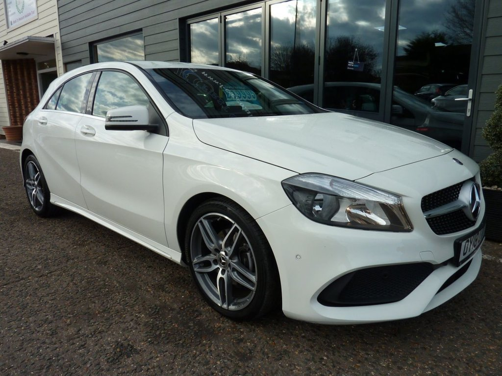 2018 Mercedes Benz A Class A 160 Amg Line Executive