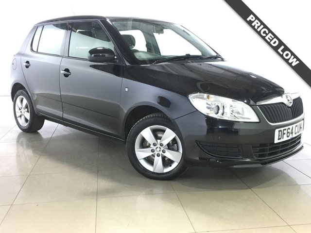 View our 2014 64 SKODA FABIA 1.6 SE TDI CR 5d 103 BHP