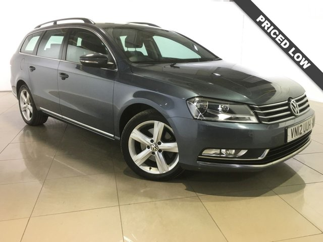 View our 2012 12 VOLKSWAGEN PASSAT 2.0 SE TDI BLUEMOTION TECHNOLOGY DSG 5d AUTO 139 BHP