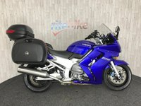 2001 YAMAHA FJR1300 FJR 1300 TOURER FULL LUGGAGE LONG MOT JULY 2019 2001 Y  £2990.00