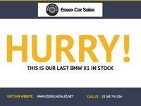 USED 2011 61 BMW X1 2.0 XDRIVE20D M SPORT 5d 174 BHP