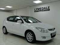 2009 HYUNDAI I30 1.4 SE 5d 108 BHP £3690.00