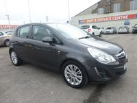 USED 2011 11 VAUXHALL CORSA 1.2 SE 5d 83 BHP LOW INS * CRUISE CONTROL * GOT BAD CREDIT * WE CAN HELP