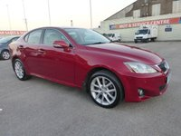 USED 2011 11 LEXUS IS 2.2 200D ADVANCE 4d 148 BHP SH * BLUETOOTH * CRUISE * GOT BAD CREDIT * WE CAN HELP