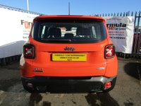 USED 2015 15 JEEP RENEGADE 2.0 MultiJet Longitude 4WD 5dr 2 OWNERS+FULL MOT+LOW MILES