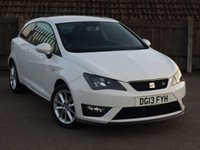 2013 SEAT IBIZA 1.2 TSI FR 3d 104 BHP £6495.00