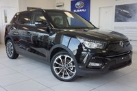 USED 2018 SSANGYONG TIVOLI 1.6P Ultimate Auto 2WD BRAND NEW UNREGISTERED