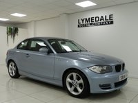 USED 2008 58 BMW 1 SERIES 2.0 120D ES 2d 175 BHP