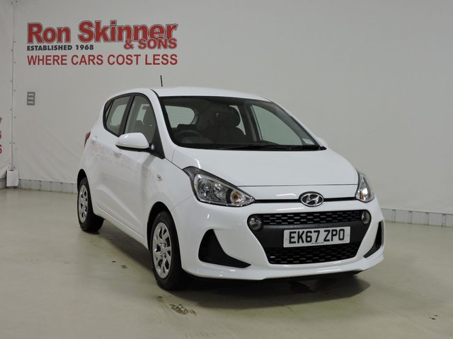 View our 2017 67 HYUNDAI I10 1.0 SE 5d 65 BHP