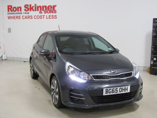 View our 2015 65 KIA RIO 1.4 CRDI 4 ISG 5d 89 BHP