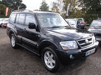 USED 2006 06 MITSUBISHI SHOGUN 3.2 EQUIPPE WARRIOR LWB DI-D 5d AUTO 159 BHP Great Value 4X4 family car with full service history, long MOT, Great spec and Drives superbly!