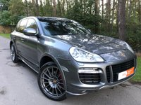 USED 2008 58 PORSCHE CAYENNE GTS 4.8 GTS TIPTRONIC S 5d AUTO 405 BHP PANORAMIC ROOF AIR SUSPENSION POWER TAILGATE BOSE SOUND SAT NAV
