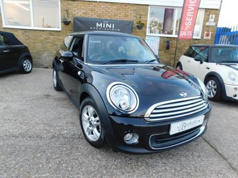 2013 MINI HATCH ONE 1.6 ONE 3d 98 BHP £5990.00