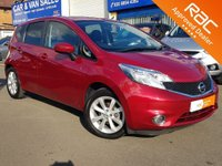 2015 NISSAN NOTE 1.2 ACENTA DIG-S 5d AUTO 98 BHP
