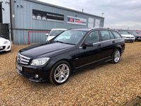 2009 MERCEDES-BENZ C CLASS 2.1 C250 CDI BLUEEFFICIENCY SPORT 5d AUTO 204 BHP £6990.00