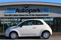 2009 FIAT 500 1.2 MULTIJET POP 75 3d 75 BHP £3695.00
