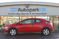 USED 2010 60 HONDA CIVIC 1.3 I-VTEC TYPE S 3d 98 BHP LOW DEPOSIT OR NO DEPOSIT FINANCE AVAILABLE