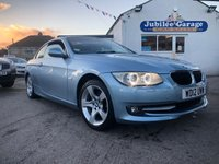 2012 BMW 3 SERIES 2.0 320D SE 2d 181 BHP £SOLD