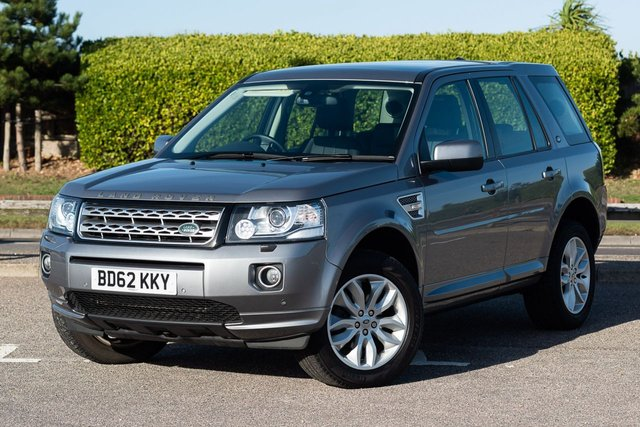 2012 62 LAND ROVER FREELANDER 2.2 SD4 HSE 5d AUTO 190 BHP 20113 MY