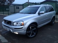 2012 VOLVO XC90 2.4 D5 R-DESIGN AWD 5d AUTO 200 BHP 7 SEATER BODYKIT LEATHER 19 ALLOYS £15790.00