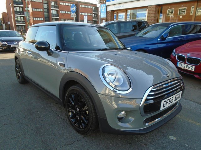 2015 65 MINI HATCH COOPER 1.5 COOPER 3d 134 BHP