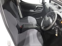 USED 2014 14 PEUGEOT PARTNER 1.6 HDI S L1 850 1d 89 BHP BEAUTIFUL VAN FINISHED IN GLEAMING ALPINE WHITE.  WITH FULL HISTORY, THIS VAN  HAS BEEN SERVICED REGARDLESS OF COST , SPECIFICATIONS, INC , ELEC WINDOWS  AUX POINTS. BLUE TOOTH PHONE PREP , CD PLAYER, BULKHEAD,
