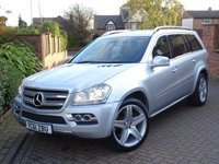 "USED 2011 61 MERCEDES-BENZ GL CLASS GL350 3.0 CDI Blue F AUTO SPORT..7 SEATS..AMG STYLING..BRABUS TUNED !! AMG STYLING PACK and 21"" ALLOYS+BRABUS TUNED+EHM LEATHERS+7 SEATS"