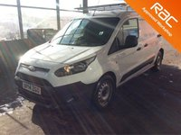 USED 2014 14 FORD TRANSIT CONNECT 1.6 210 P/V 1d 94 BHP BEAUTIFUL VAN FINISHED IN GLEAMING ALPINE WHITE.  WITH FULL HISTORY, THIS VAN  HAS BEEN SERVICED REGARDLESS OF COST , SPECIFICATIONS, INC , ELEC WINDOWS  AUX POINTS. BLUE TOOTH PHONE PREP , CD PLAYER, BULKHEAD,