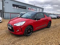 2013 CITROEN DS3 1.6 THP DSPORT 3d 156 BHP £5990.00