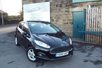 USED 2014 64 FORD FIESTA 1.5 ZETEC TDCI 5d 74 BHP ZERO Rate Road Tax ONE Keeper