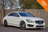 USED 2015 65 MERCEDES-BENZ CLA 1.6 CLA 180 AMG LINE 4d 121 BHP £0 DEPOSIT BUY NOW PAY LATER - FULL MERCEDES S/H - REVERSE CAM