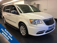 2012 CHRYSLER GRAND VOYAGER 2.8 CRD LIMITED 5d AUTO 161 BHP £15995.00