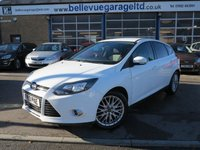 2013 FORD FOCUS 1.0 ZETEC 5d 99 BHP £SOLD