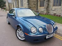 USED 2007 07 JAGUAR S-TYPE 2.7 SE D 4d AUTO 206 BHP ++ GREAT VALUE  ++