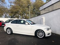 USED 2013 63 BMW 1 SERIES 2.0 118D M SPORT 2d 141 BHP