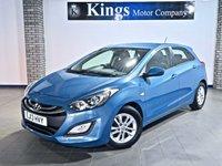 2013 HYUNDAI I30 1.6 ACTIVE 5dr AUTO  £6390.00