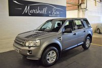 USED 2012 62 LAND ROVER FREELANDER 2 2.2 TD4 S 5d 150 BHP 4X4  GREAT VALUE 2012/62 - 4X4 - TOWBAR - 5 STAMPS TO 63K MILES - ONE OWNER